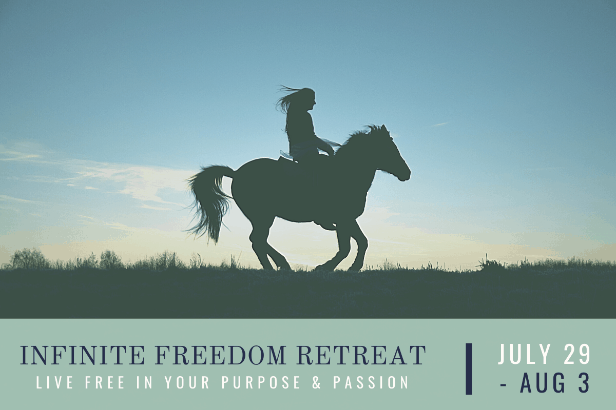 wellness retreat, infinite freedom